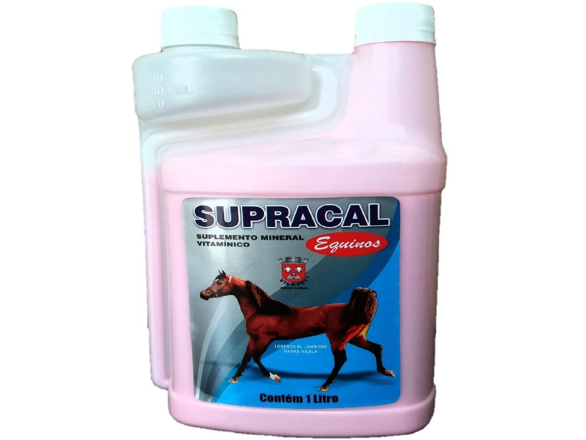 SUPRACAL EQUINOS 1L