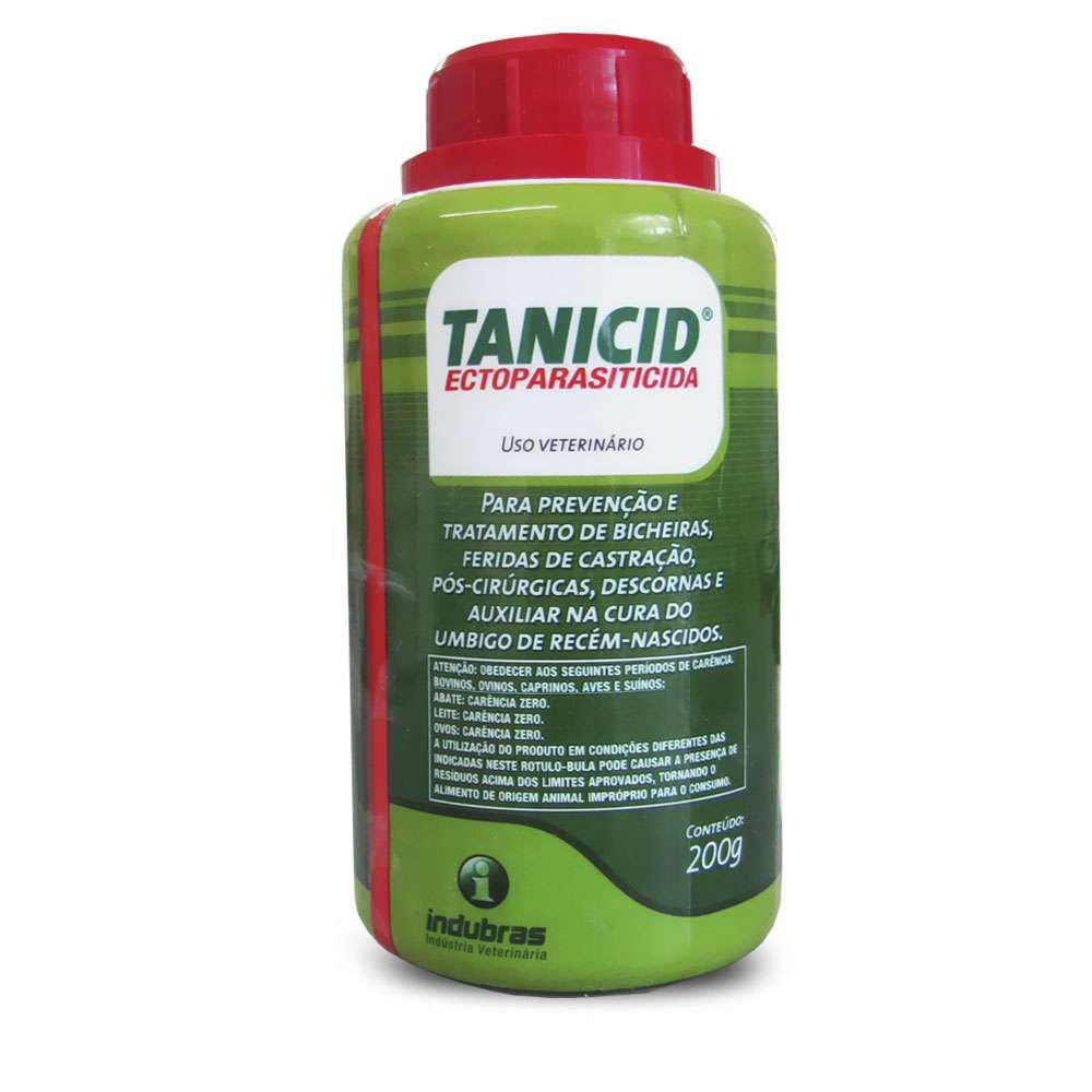 TANICID PO 200GRS