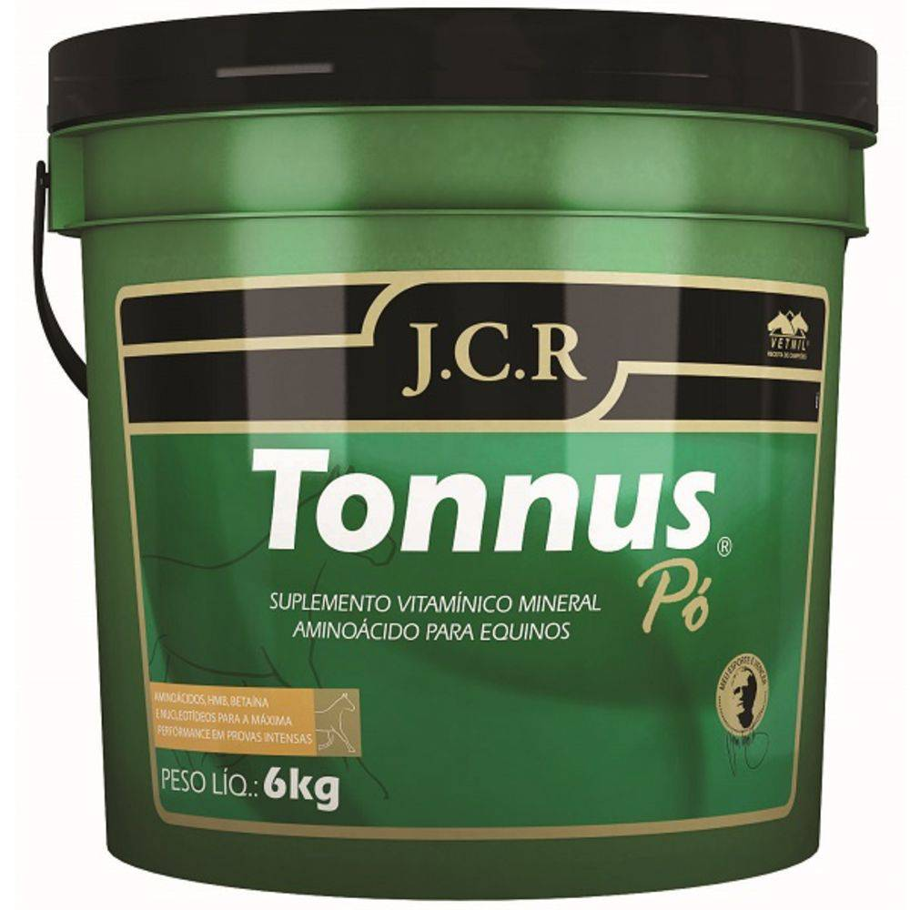 TONNUS JCR PO 6 KG