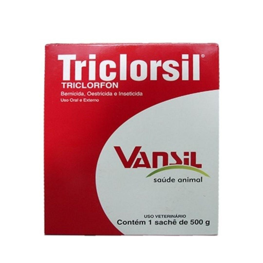 TRICLORSIL PÓ 500GR