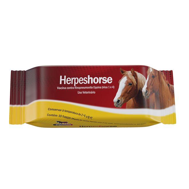 VACINA HERPES HORSE 2ML