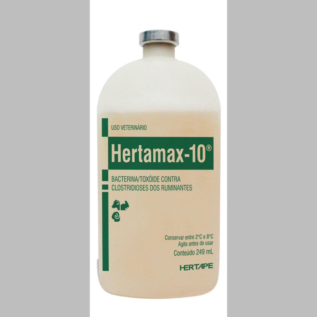VACINA HERTAMAX 10 - 16 DOSES (CARBUCO)