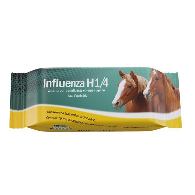 VACINA INFLUENZA H1/4 2ML