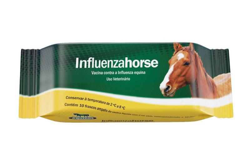 VACINA INFLUENZA HORSE 2ML