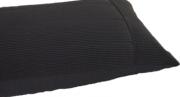 Almofada Risca-de-Giz preta 30x60
