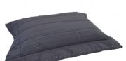 Porta Travesseiro RISCA-DE-GIZ  50x70 preto