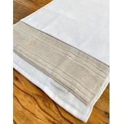 Toalha Lavabo LINHO Stripes fendi
