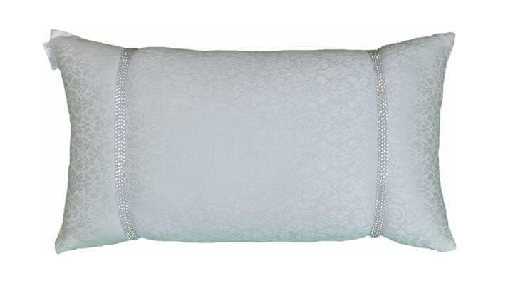 Almofada LAS VEGAS 30x50 Jacquard off white