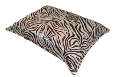 fronha Cetim zebra