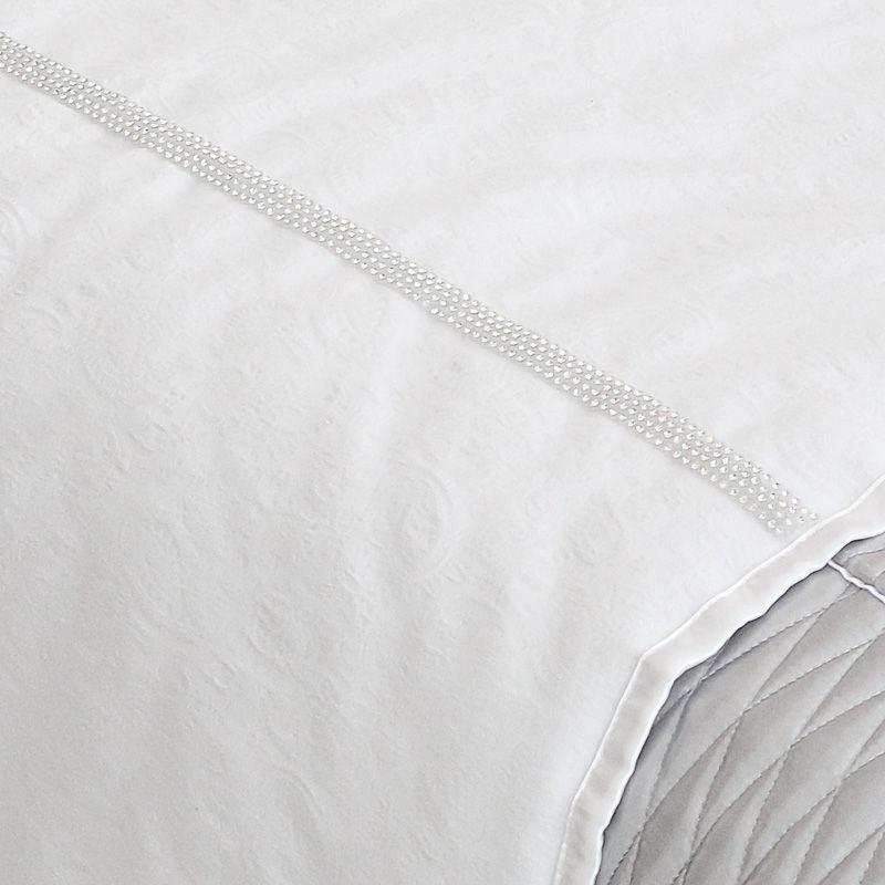 Pezeira LAS VEGAS Jacquard Off White 70x260