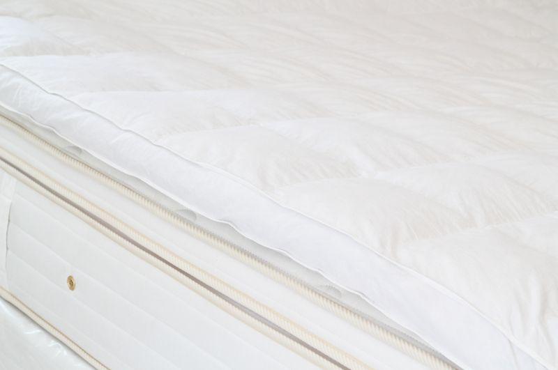 Pillow Top 85% Pena e 15% Pluma 160x200x7