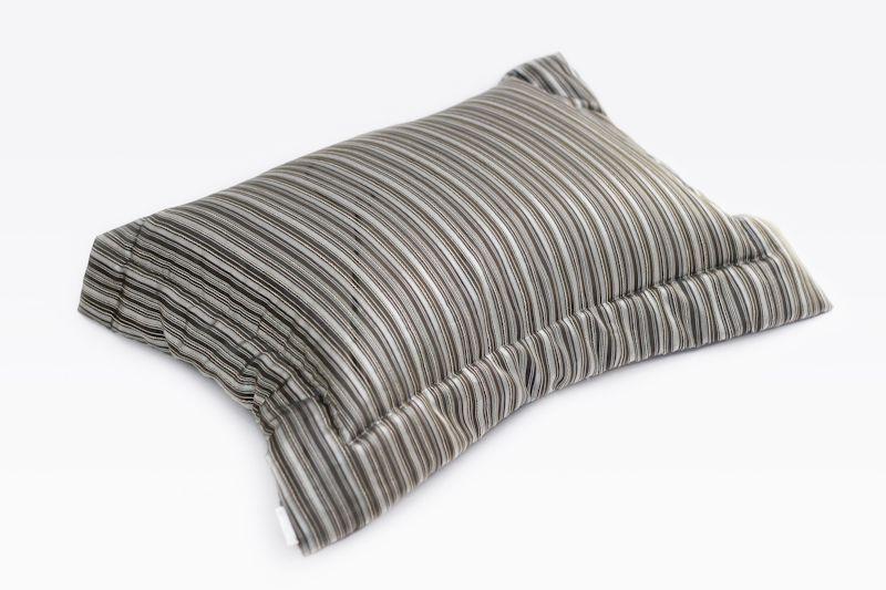 Porta Travesseiro CLASSIC grafite  50x70