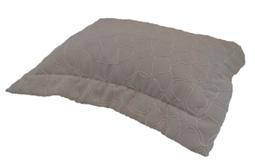 Porta Travesseiro LINHO bordado 50x70