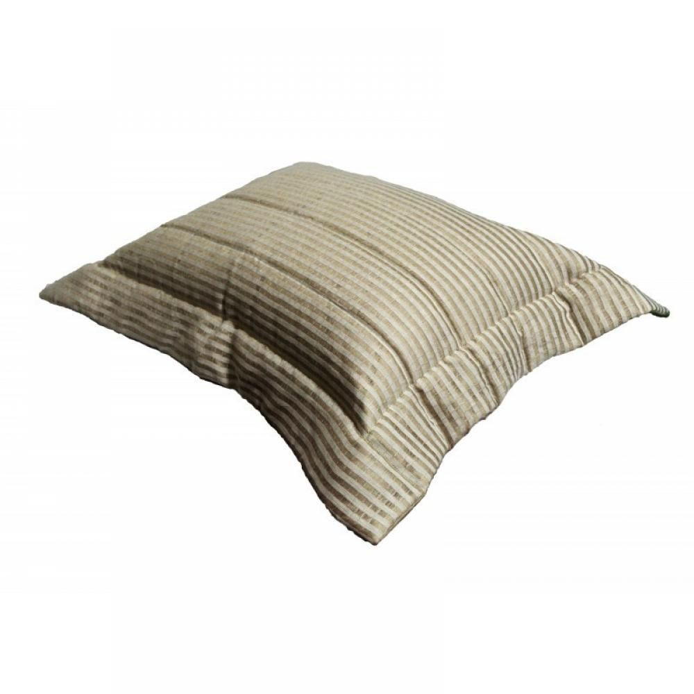 Porta travesseiro LINHO Vazado fendi 50x70