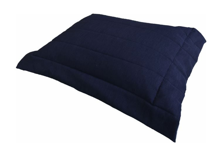 Porta Travesseiro Marinho 50x70