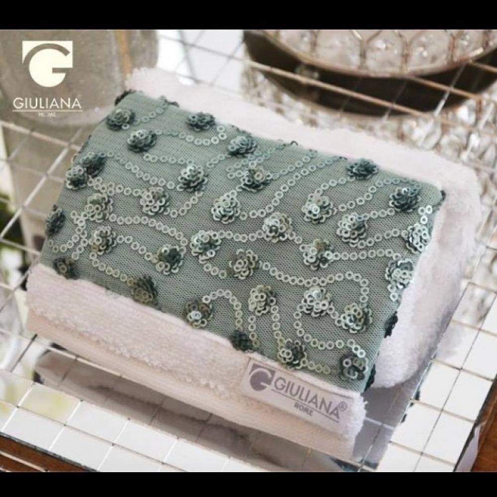 Toalha Lavabo GLAMOUR celadom