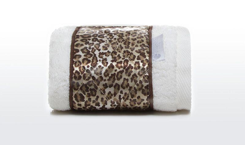 Toalha Lavabo ONCINHA marfim