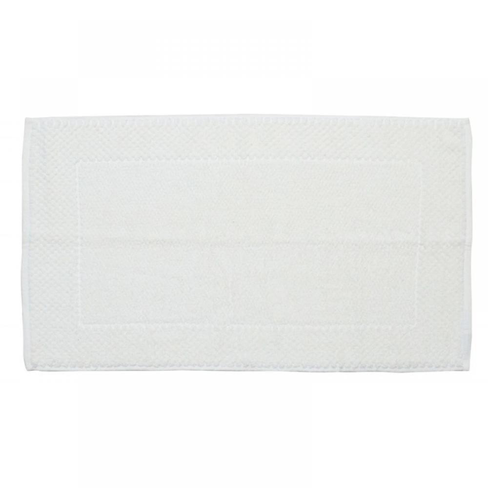Toalha para pés FIO EGÍPCIO 48x80 branco
