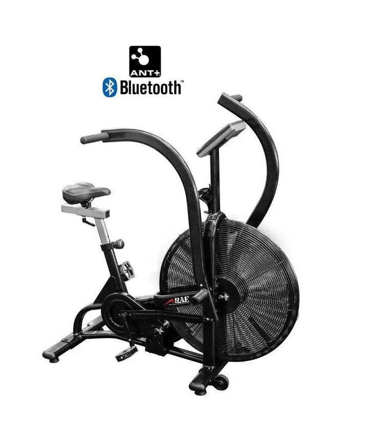 Bicicleta Ergométrica - Air Bike  Connect com Bluetooth - Rae Fitness