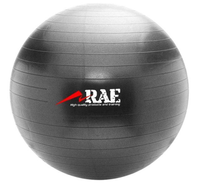 Bola Suiça de Pilates e Ginástica - Fit Ball 55 cm - Rae Fitness