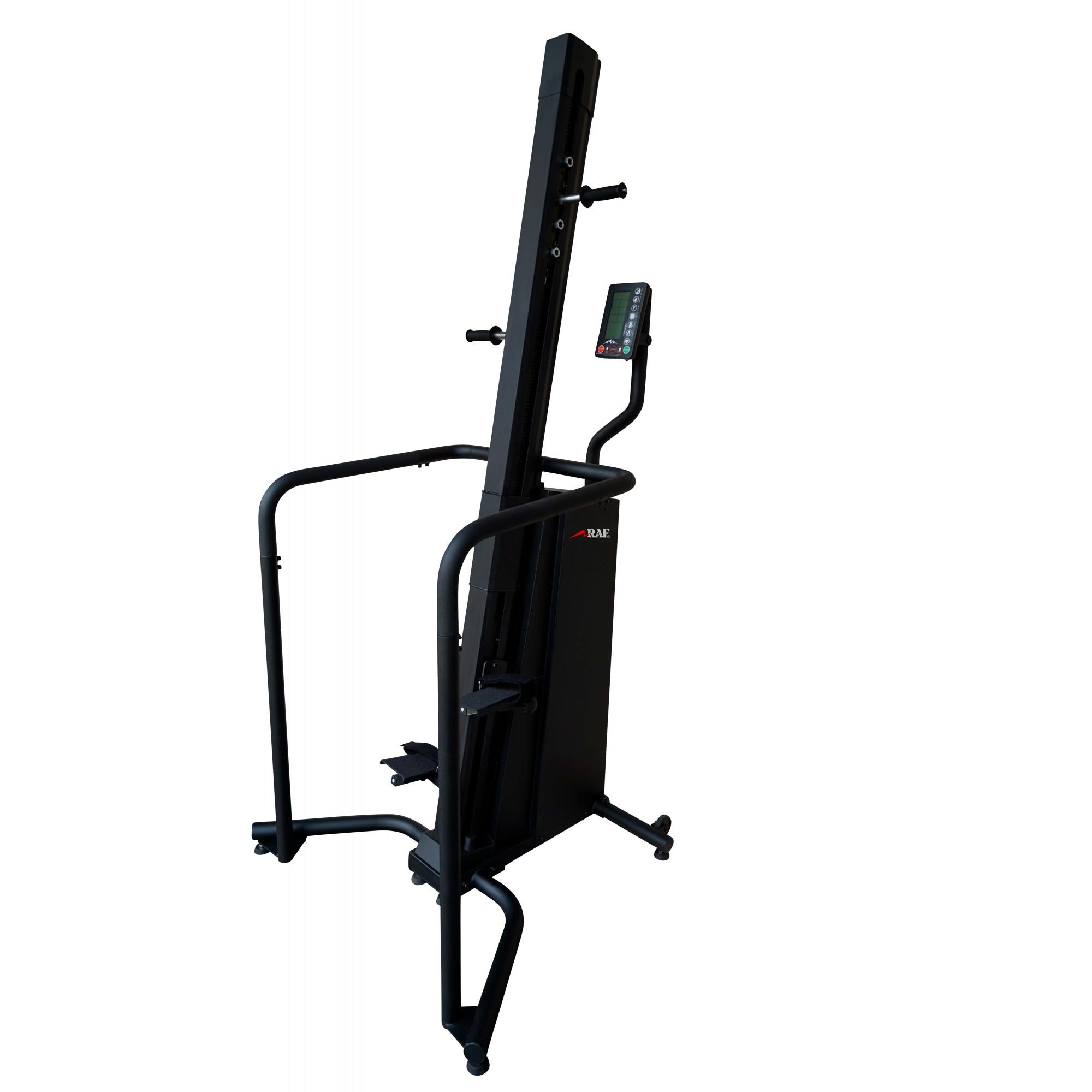 Simulador de Escalada - Vertical Climber com Bluetooth e Ant+ - Rae Fitness