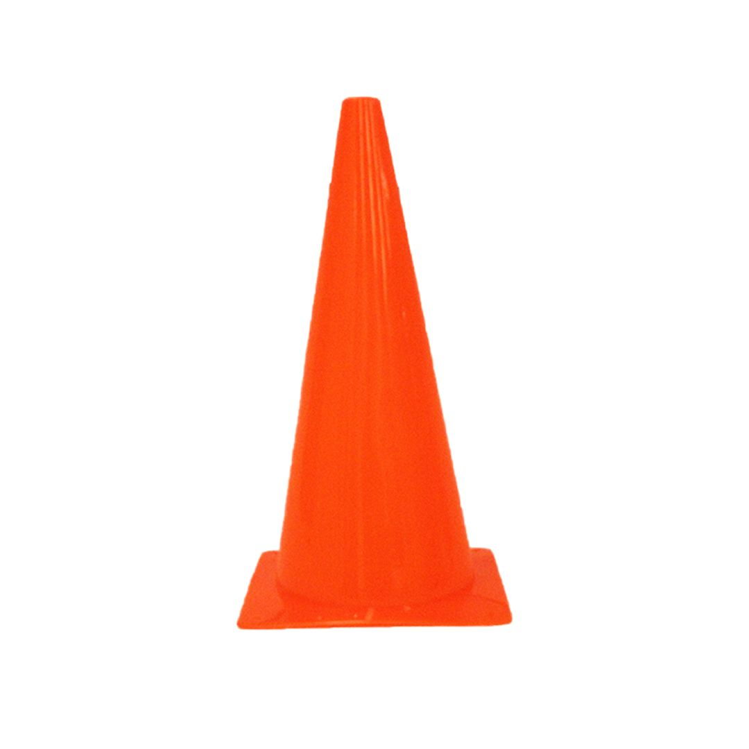 Cone de 30cm Seminovo para Treinos de Agilidade - Rae Fitness