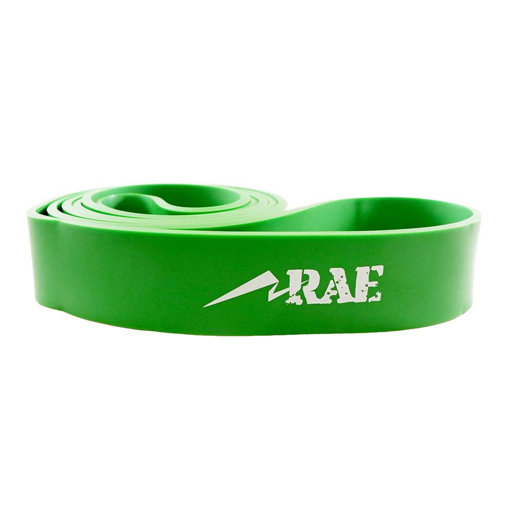 Elástico para Alongamentos e Exercícios Funcionais - Super Band 200cm - Intensidade Forte 44 mm - Rae Fitness