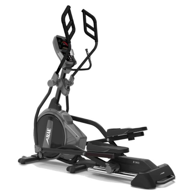 Elíptico Profissional - 590D com Painel LED - Rae Fitness