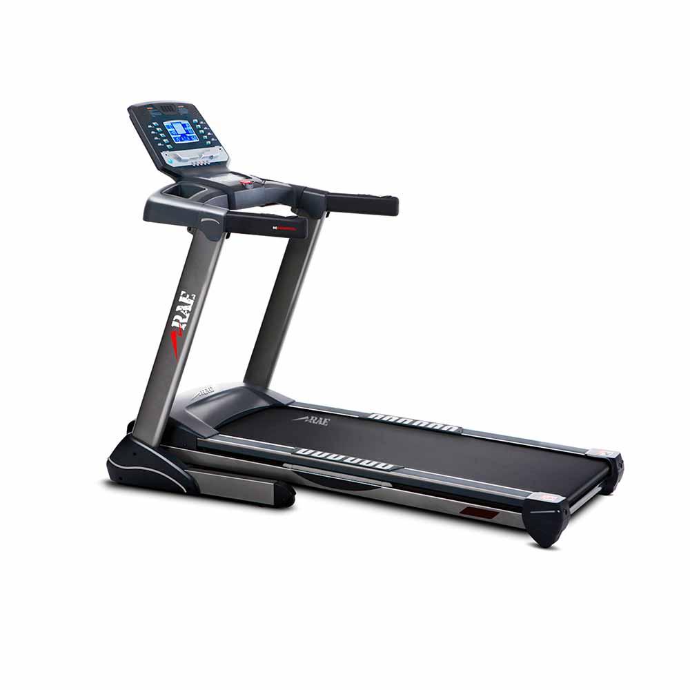 Esteira Elétrica Residencial - R175 - Rae Fitness - Motor 3.0 AC - 220V