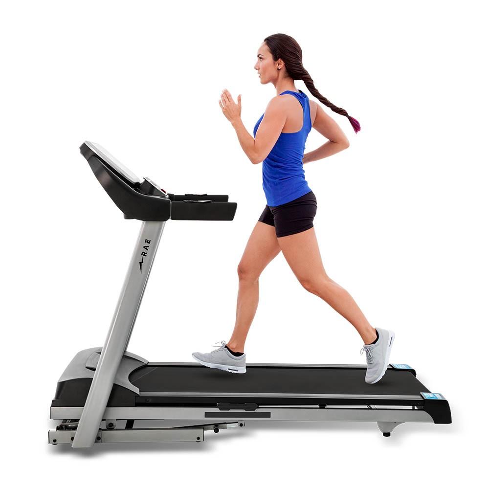 Esteira Ergométrica Residencial -  RAE 3500 - Rae Fitness - Motor 3.0 HP - 110V