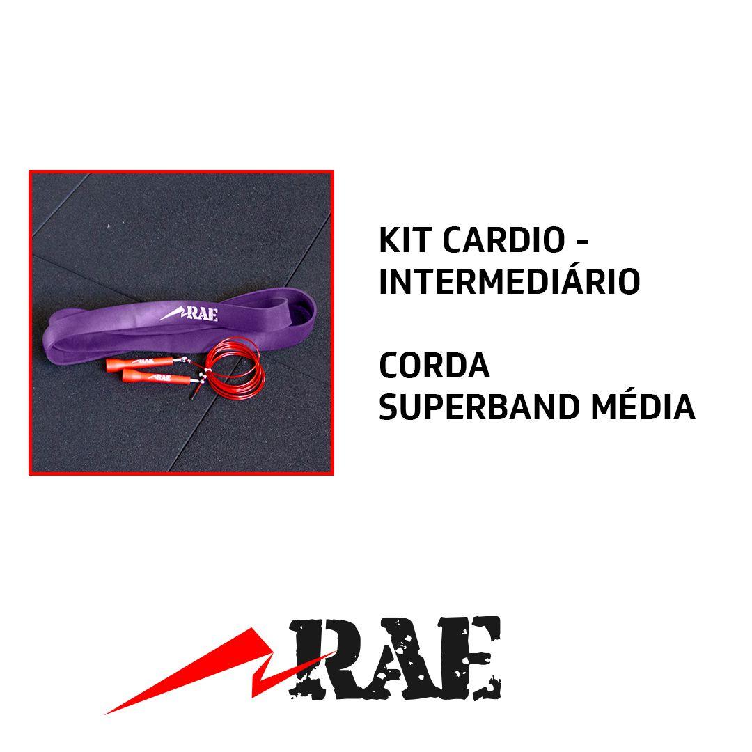 KIT CARDIO -  INTERMEDIÁRIO