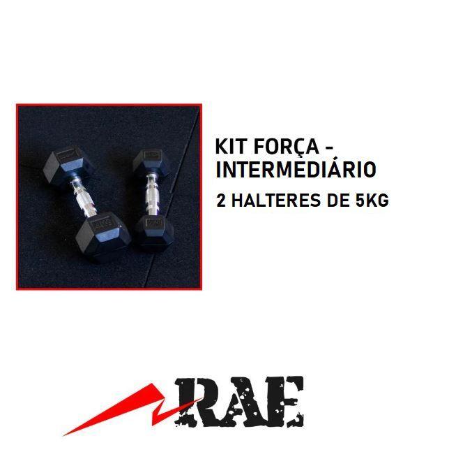 KIT FORÇA -  INTERMEDIÁRIO