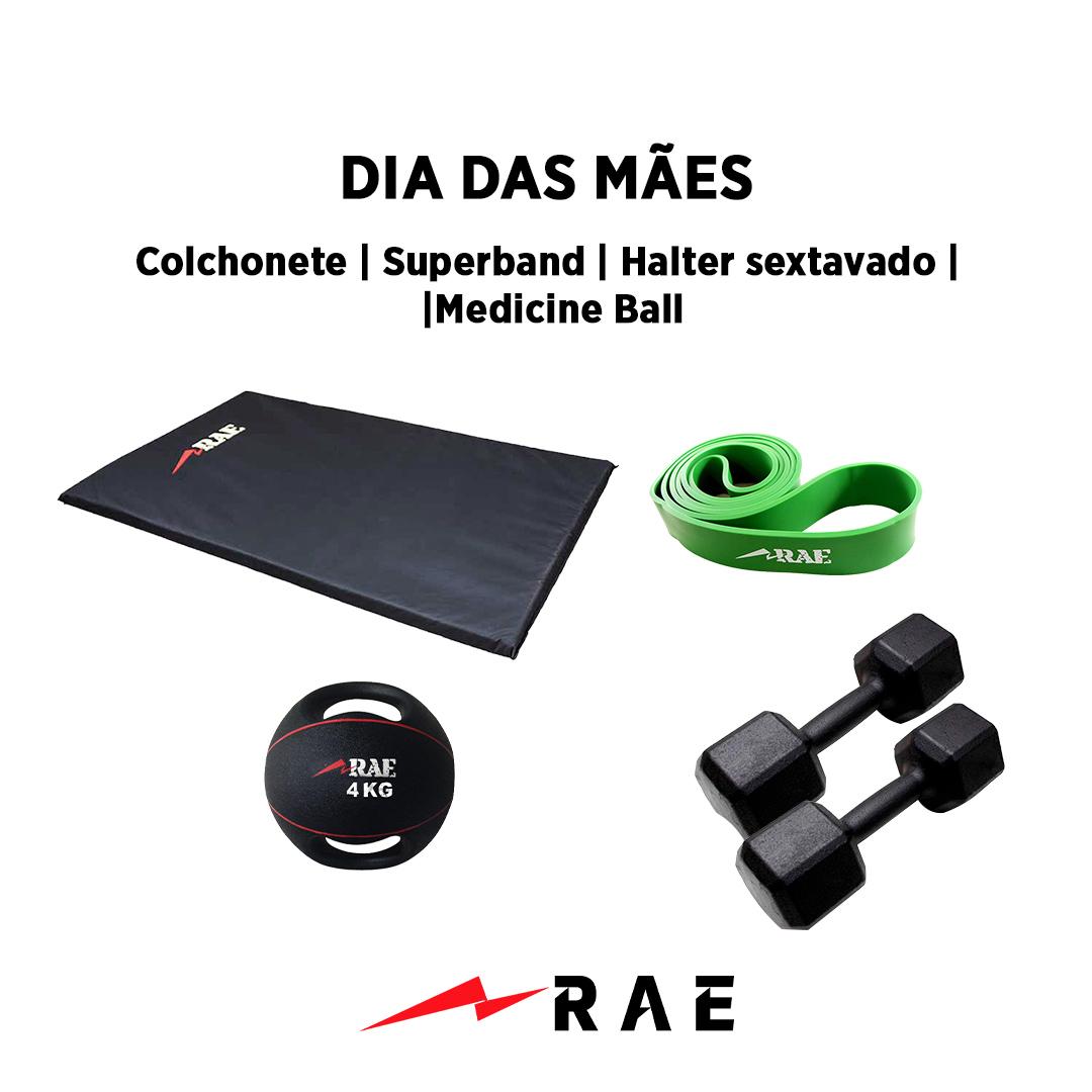 Kit para Dia das Mães - Funcional 2 - Rae Fitness