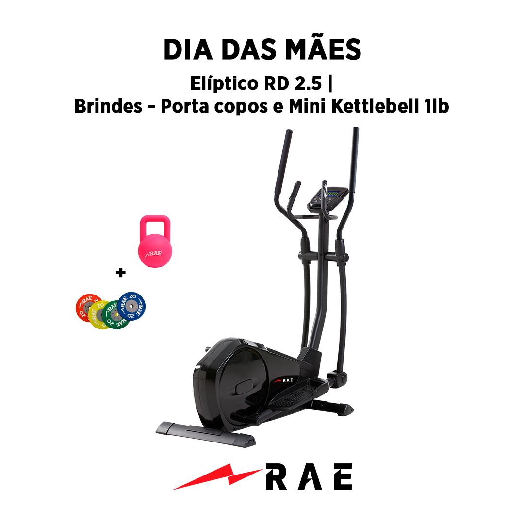 Kit para Dia das Mães - Funcional 5 - Rae Fitness