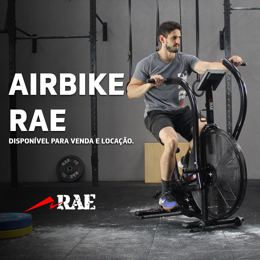 Locação -  AIR BIKE RAE - 2 MESES - EXCLUSIVO SP