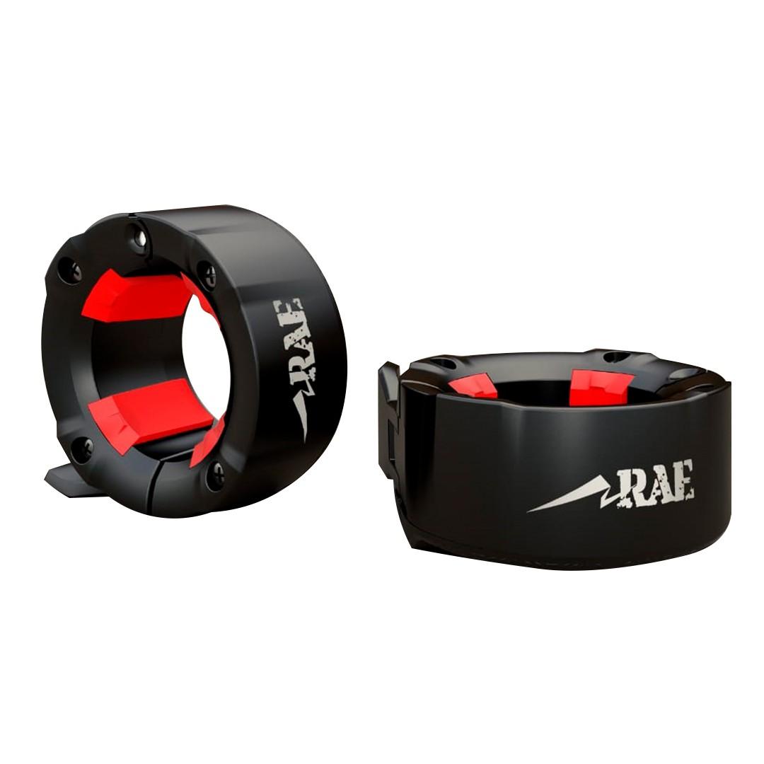 Par de Presilhas para Barras Olímpicas - Lock Jaw - Rae Fitness