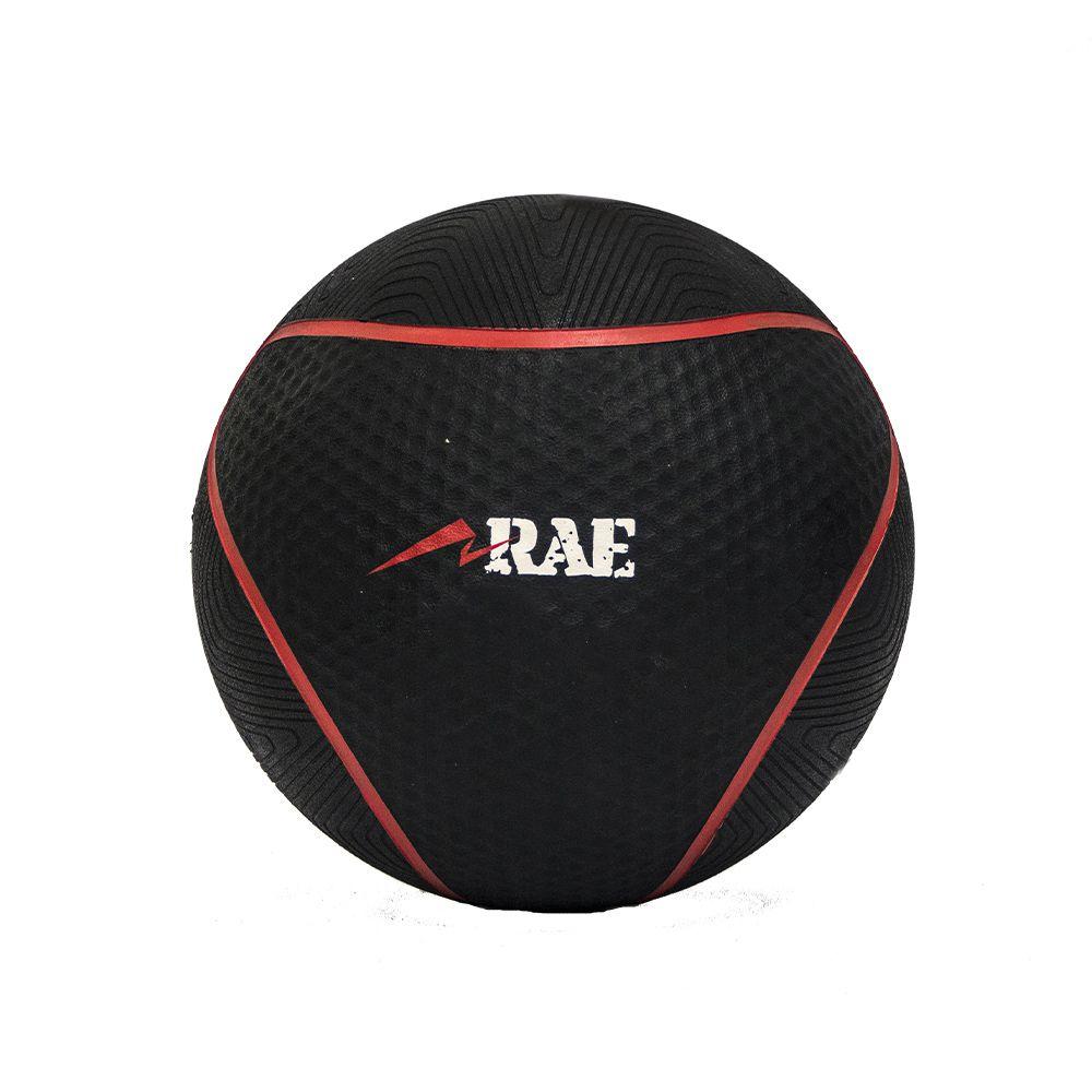 Bola Emborrachada para Treinamento Funcional - Medicine Ball - Rae Fitness
