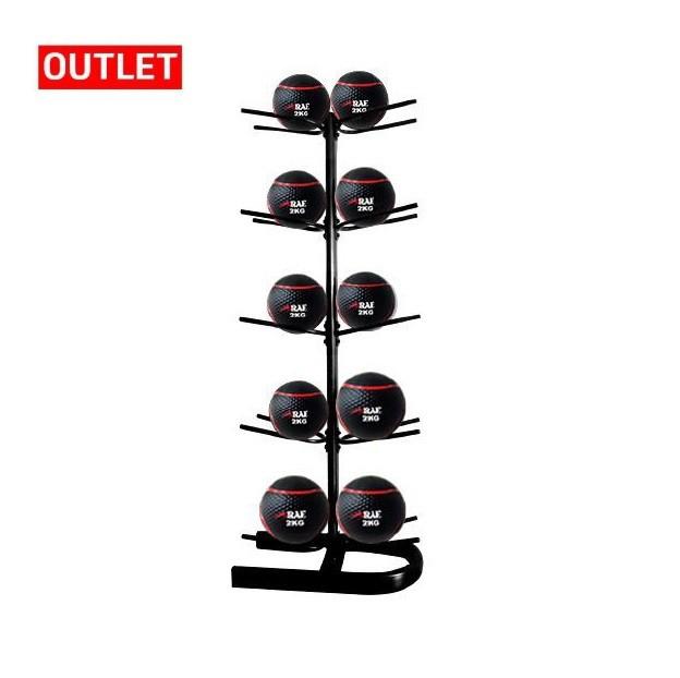 OUTLET - KIT 10 BOLAS COM SUPORTE