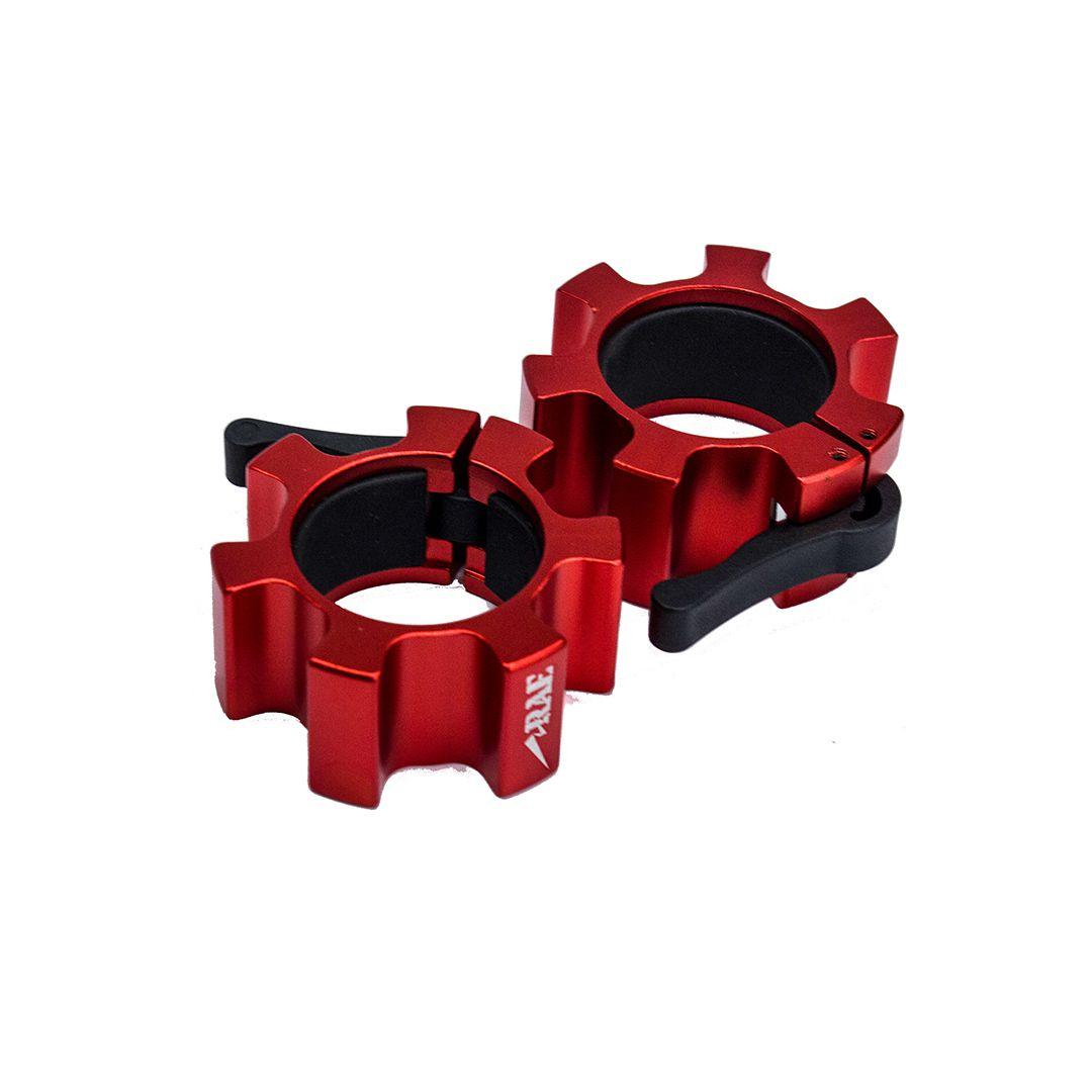 Par de Presilhas para Barras Olímpicas - Lock Jaw Premium - Rae Fitness