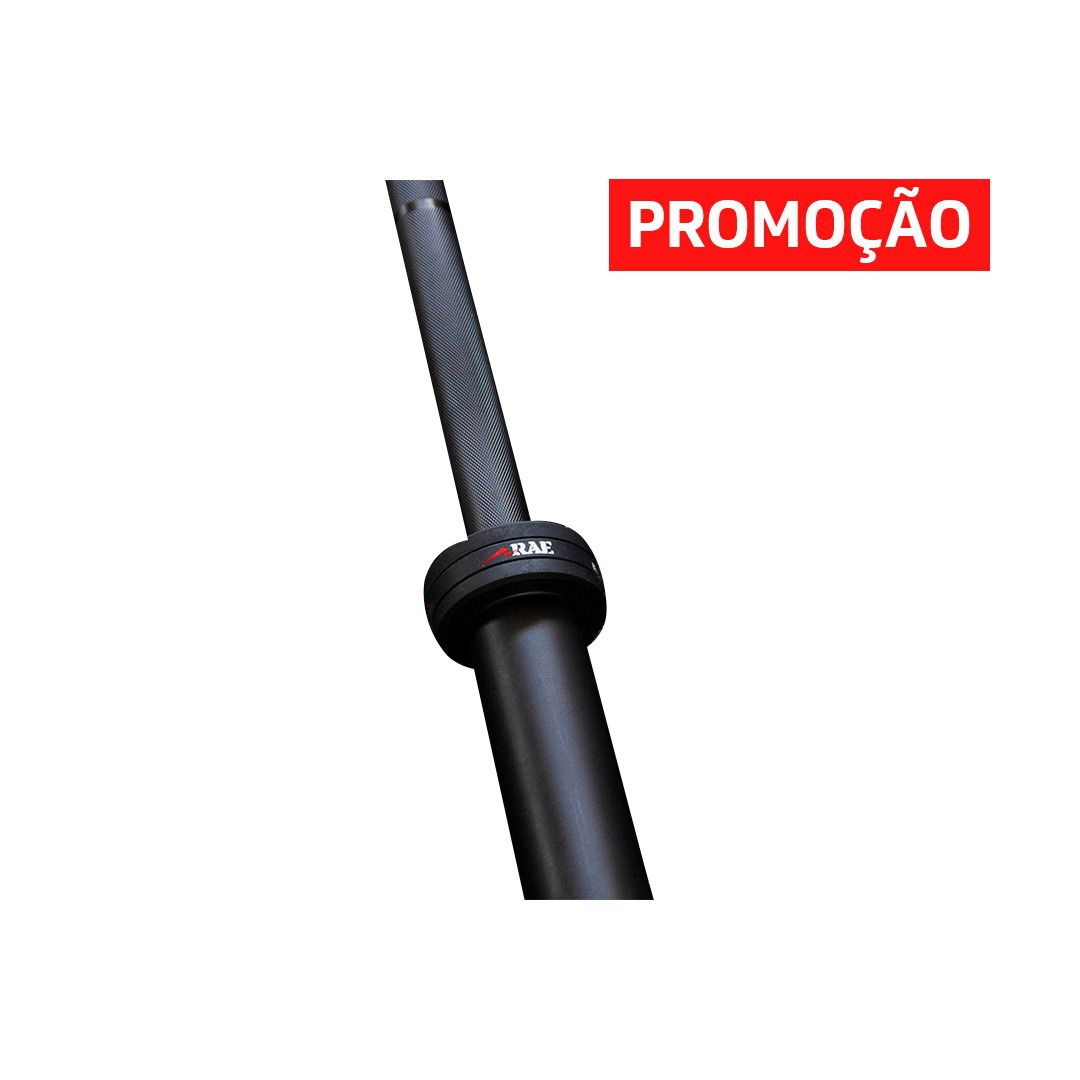 PROMOÇÃO - THE POWERFUL BAR - BARRA 20KG