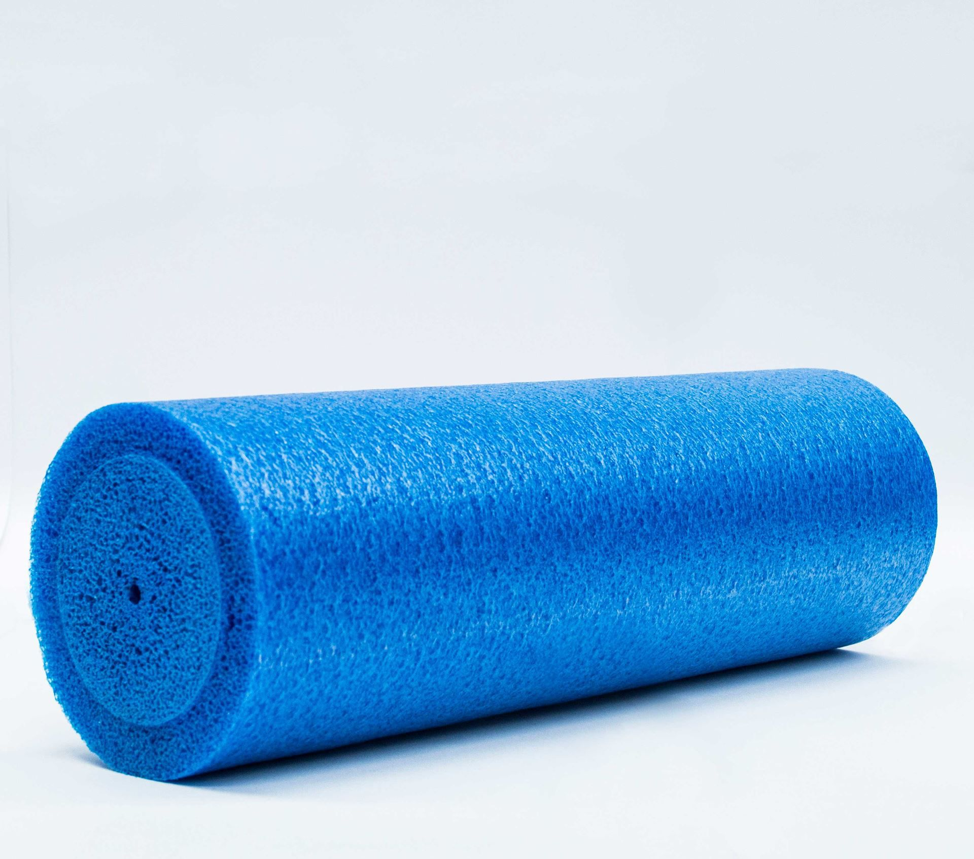 Rolo de Eva para Exercícios de Alongamento e Pilates - Foam Roller 45 cm - Rae Fitness