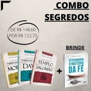 COMBO SEGREDOS