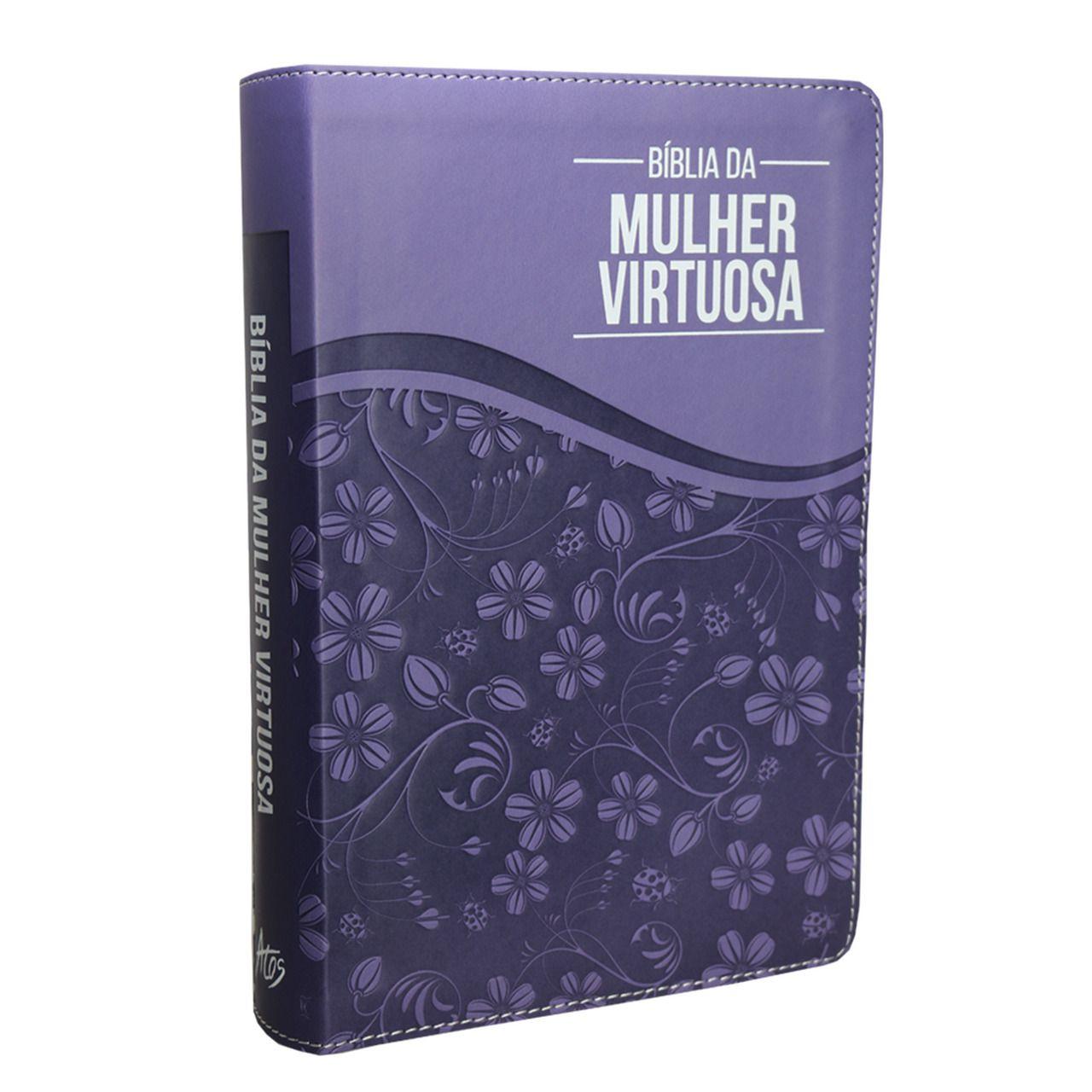 BÍBLIA DA MULHER VIRTUOSA