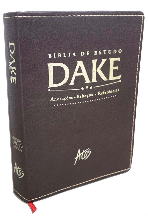 BÍBLIA DE ESTUDO DAKE