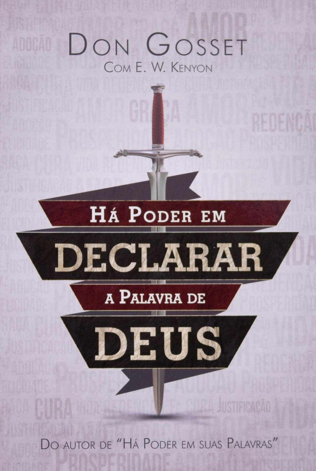 HA PODER EM DECLARAR A PALAVRA DE DEUS