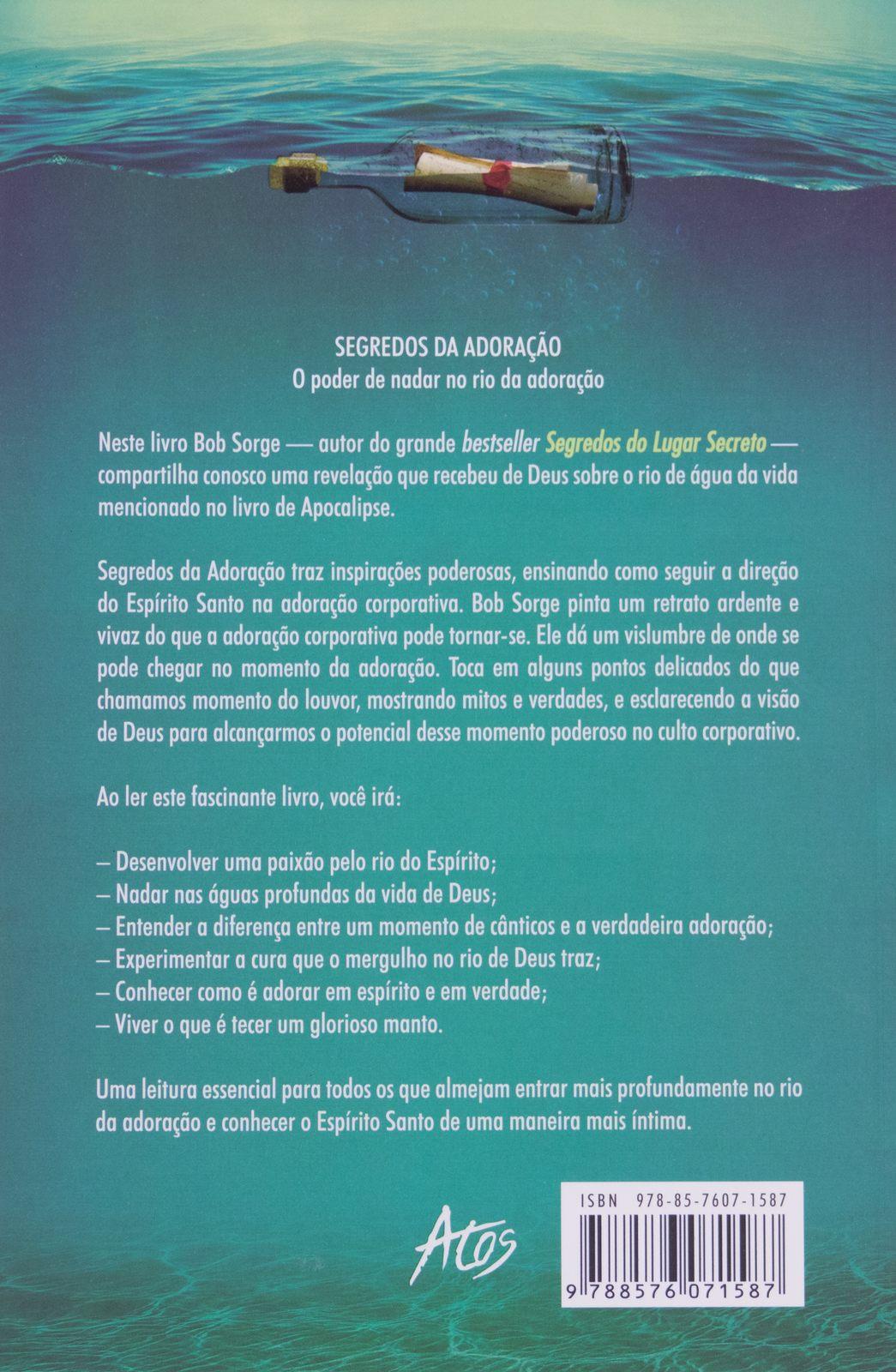 SEGREDOS DA ADORACAO