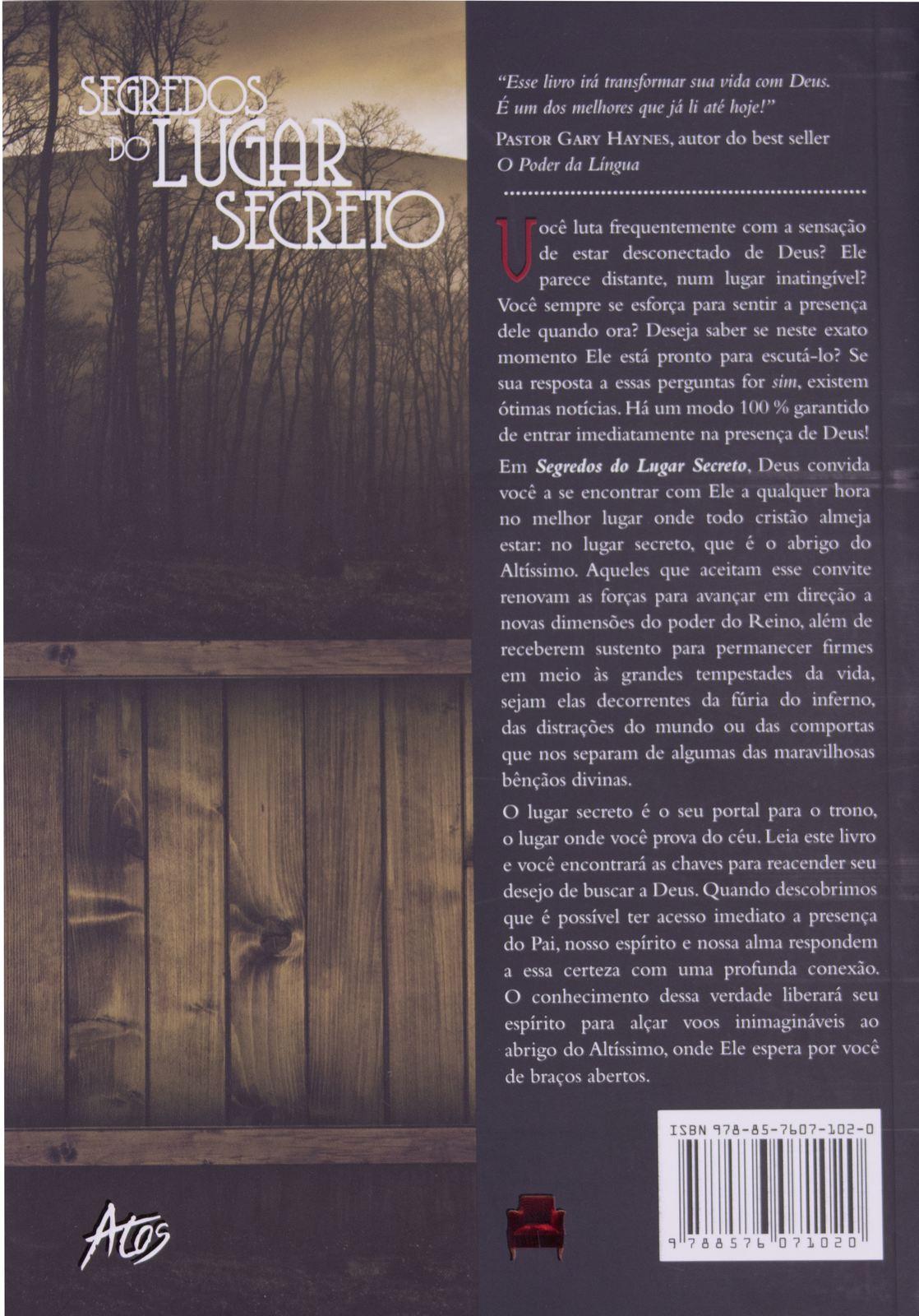 SEGREDOS DO LUGAR SECRETO