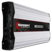 MÓDULO AMPLIFICADOR MD8000 1X8000W 1 OHMS