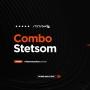 Kit Combo Fácil Controla e Monitora STETSOM
