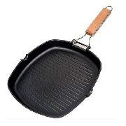 Grill com alça removível